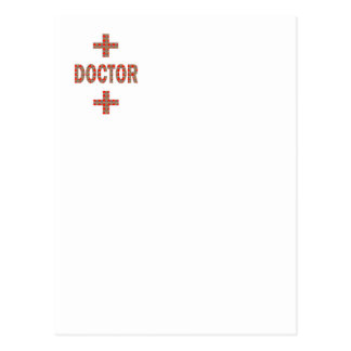 DOCTOR Physician Hospital HealthCare LOWPRICE GIFT Postcard