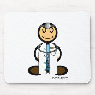 Doctor (plain) mouse pad