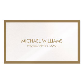 Doctor - Professional elegant paper pearl Pack Of Standard Business Cards