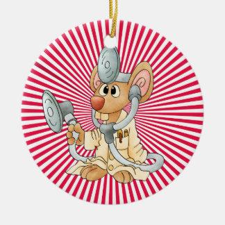 Doctor - SRF Christmas Ornament