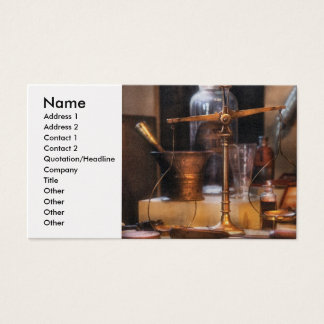Doctor - The medical profession Business Card
