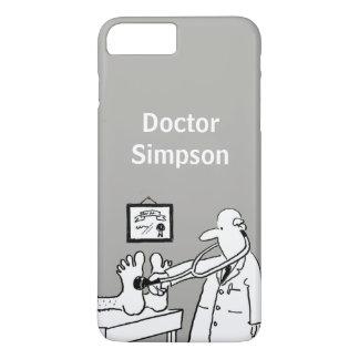 Doctor Theme Cartoon iPhone 8 Plus/7 Plus Case