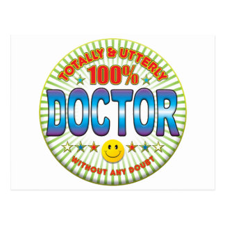 Doctor Totally Post Cards
