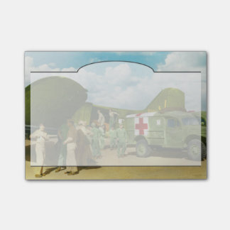 Doctor - Transferring the wounded Post-it® Notes