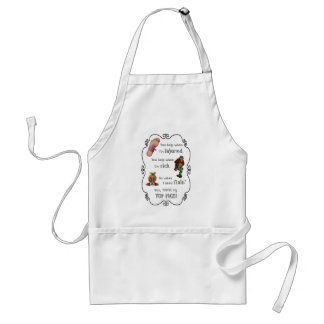 Doctor-When I Need Fixing You're My Top Pick Adult Apron