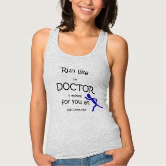 Doctor Who Runner Tank