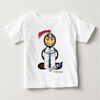 Doctor (with logos) baby T-Shirt