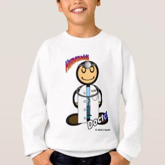 Doctor (with logos) sweatshirt