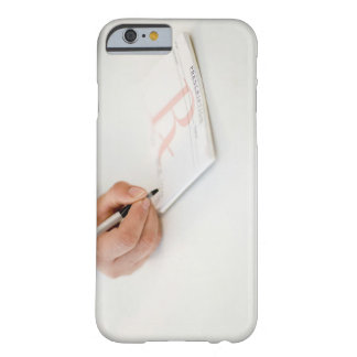 Doctor writing prescription barely there iPhone 6 case