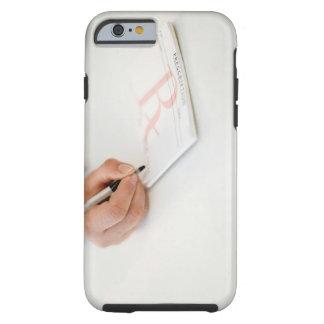 Doctor writing prescription tough iPhone 6 case