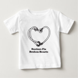 Doctors Fix Broken Hearts Baby T-Shirt
