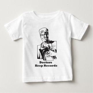 Doctors Keep Records T-shirt