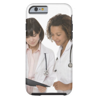 Doctors looking at clipboard tough iPhone 6 case