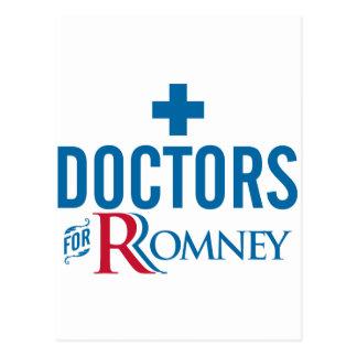 Doctors Postcard
