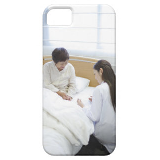 Doctor's rounds case for the iPhone 5