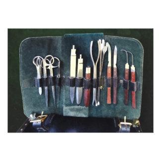Doctors - Surgical Instruments Circa Civil War': Announcements