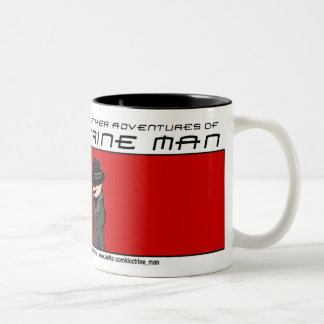 "Doctrine Man!! ""Spies Like Us"" Coffee Mug"
