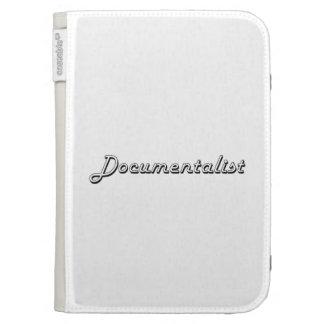 Documentalist Classic Job Design Case For The Kindle