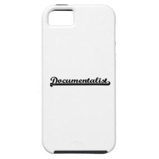 Documentalist Classic Job Design Case For The iPhone 5
