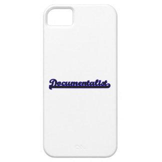 Documentalist Classic Job Design iPhone 5 Cases