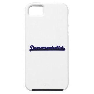 Documentalist Classic Job Design iPhone 5 Case