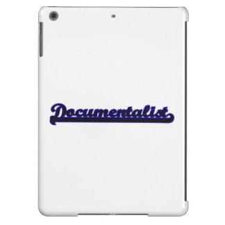 Documentalist Classic Job Design iPad Air Case