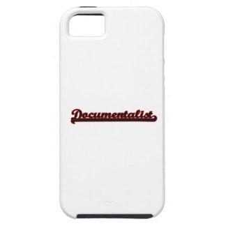 Documentalist Classic Job Design iPhone 5 Covers