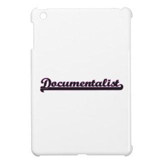 Documentalist Classic Job Design Cover For The iPad Mini