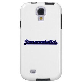 Documentalist Classic Job Design Galaxy S4 Case