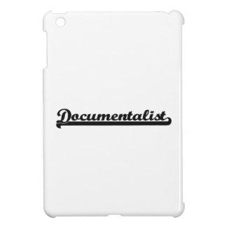 Documentalist Classic Job Design iPad Mini Case