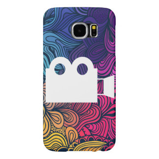 Documentary Tapes Graphic Samsung Galaxy S6 Cases