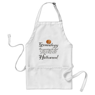 Documenting The Dead Adult Apron