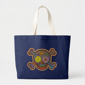 DOD -sk1 Large Tote Bag