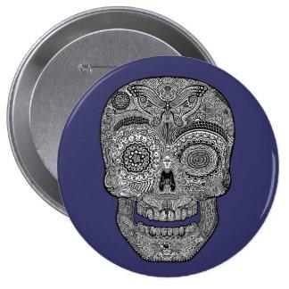 DoD Sk511-bw 10 Cm Round Badge