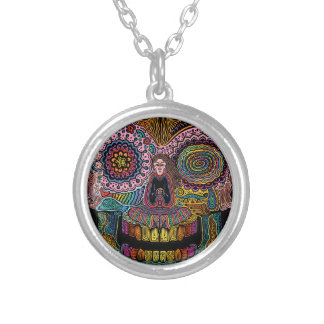 Dod Sk511 -color Silver Plated Necklace