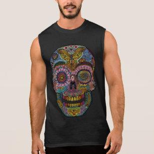 Dod Sk511 -colour Sleeveless Shirt
