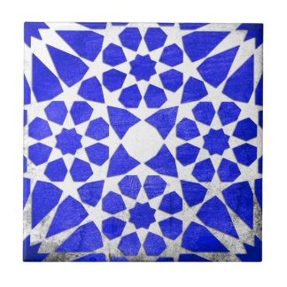 Dodecagon & Octagon Geometric Turkish Tile Pattern