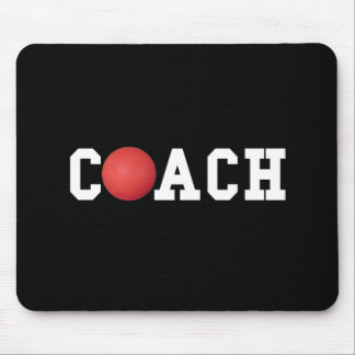 Dodge ball Kickball Coach Mouse Pad