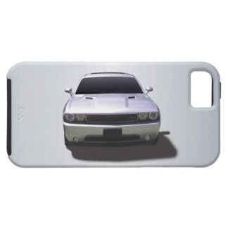 Dodge Challenger Iphone5 Barely There Tough iPhone 5 Case