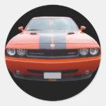 Dodge Challenger SRT Sticker