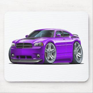 Dodge Charger Daytona Purple Car Mouse Pad