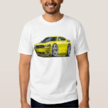 Dodge Charger Daytona Yellow Car Tshirt