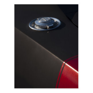 Dodge Charger Fuel cap Postcard