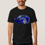 Dodge Charger RT Blue Car T Shirts