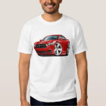 Dodge Charger RT Red Car T-shirt