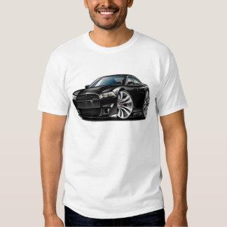 Dodge Charger SRT8 Black Car T Shirts