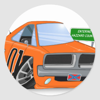 Dodge Charger Sticker