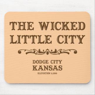 Dodge City Kansas Mouse Pads