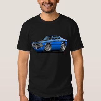 Dodge Demon Blue Car T-shirts