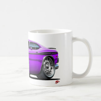 Dodge Demon Purple Car Coffee Mug